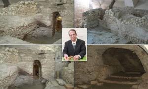 ბრიტანელი არქეოლოგი  ამტკიცებს,რომ იესო ქრისტეს სახლი აღმოაჩინა