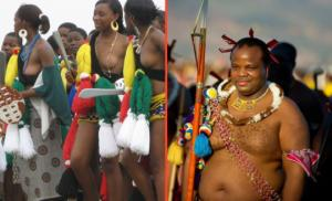 ქალწულების  აღლუმი: ნახეთ, როგორ ირჩევს აფრიკის  მონარქი ყოველწლიურად 70 ათასს პრეტენდენტში ცოლს