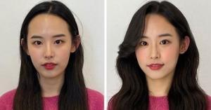 20 მაგალითი, რამდენად ცვლის სწორი ვარცხნილობა ადამიანის სახეს