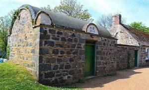მსოფლიოში  ყველაზე პატარა მოქმედი ციხე, რომელიც კუნძულზე მდებარეობს