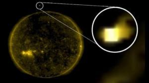 ნასამ მზის მიდამოებში უზარმაზარი უცხო ობიექტი დააფიქსირა