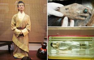 ჩინური მუმიის საიდუმლო