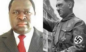 ნამიბიაში არჩევნებში  გაიმარჯვა პოლიტიკოსმა სახელად - ადოლფ ჰიტლერი