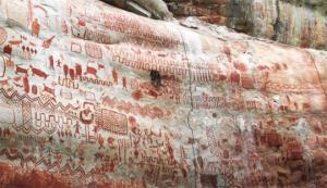 ამაზონიაში აღმოაჩინეს პრეისტორიული მხატვრობის ნიმუშები სადაც აღწერილია ისეთი ცხოველები, რომლებიც ჩვენს დროში არ არსებობს