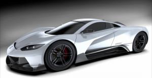 """ამერიკულმა კომპანიამ """"Elation Hypercars """" გააკეთა განცხადება მათ მიერ ჰიპერ სწრაფი ელექტროკარის შექმნის თაობაზე"""