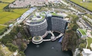 უნიკალური, გასაოცარი, სახიფათო ადგილმდებარეობისა და არქიტექტურის მქონე ტაძრები, სასტუმროები, ხიდები...
