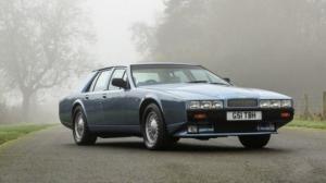 ყველაზე ცუდი და მახინჯი ავტომობილი Aston Martin Lagonda აუქციონზე იყიდება