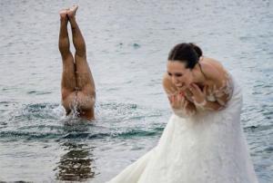 ქორწილის ფოტოები, რომლებიც სოციალურ ქსელში არ უნდა მოხვედრილიყო