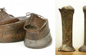 ქალების საშინლად მოუხერხებელი ფეხსაცმელები შუა საუკუნეების ევროპაში (+ფოტოსურათები)