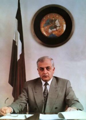 1993 წლის 31 დეკემბერს მოკლეს ზვიად გამსახურდია.