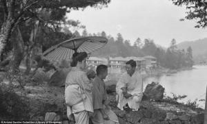 ფეოდალური იაპონიის ბოლო დღეები.