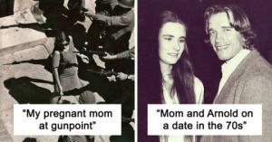 მათ აღმოაჩინეს რომ თავიანთი მშობლები ნამდვილად უფრო მაგრები იყვნენ, ვიდრე თავად და ეს ფოტოები გაასაჯაროვეს
