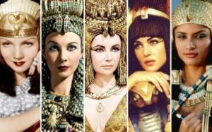 კლეოპატრა მსოფლიო კინემატოგრაფიაში: რომელი მსახიობია თქვენ ფავორიტი ეგვიპტის მმართველის როლში