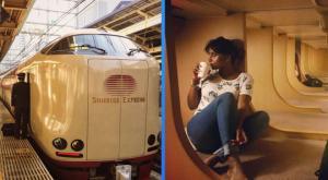 ეს თქვენ  საქართველოს რკინიგზა არ გეგონოთ: პლაცკარტი იაპონურ ღამის მატარებელში, რომელსაც  ჩვენს ვაგონებთან  საერთო არაფერი აქვს