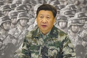 სი ცზინპინი ჩინეთის სამხედროებს ომისკენ მოუწოდებს
