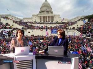 """ამერიკას რომ ჩვენნაირი ტელევიზიები ჰქონდეთ, ვიხილავდით """"ღია სტუდიებს"""" კაპიტოლიუმის წინ-ამირან სალუქვაძე"""