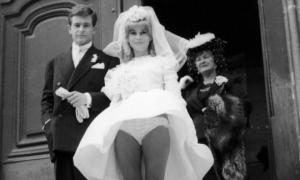 ცნობილების 10 ყველაზე  წარუმატებელი  საქორწინო ფოტო, რომელსაც  ისინი სიამოვნებით გაანადგურებდნენ