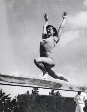 მედეა ჯუღელი - პირველი ქართველი  ოლიმპიური ჩემპიონი ქალი