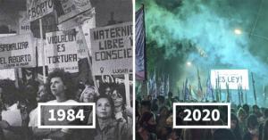40 წლიანი დებატებისა და დემონსტრაციების შემდეგ, არგენტინის სენატმა საბოლოოდ დაამტკიცა აბორტის ლეგალიზაციის ისტორიული პროექტი