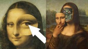 ცნობილ ნახატებში  დამალული საიდუმლოებები - მონა ლიზა