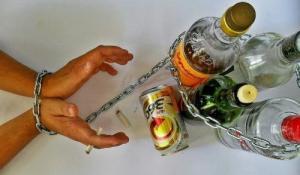 რა ავადმყოფობა ალკოჰოლიზმი