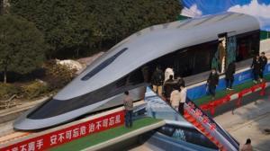 ჩინეთი მატარებელს აგებს, რომელიც 800 კმ/სთ სიჩქარით იმოძრავებს