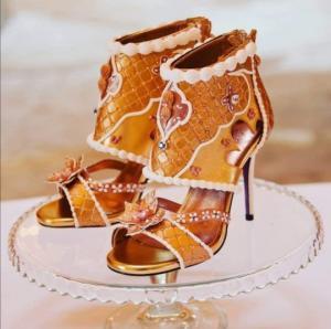 ეს ფეხსაცმელი შექმნილია ოქრო ბრილიანტით და მოხვედრილია მსოფლიოში ყველაზე ძვირიან ფეხსაცმელებს შორის