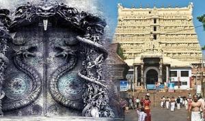 ოქროს ტაძრის განძთსაცავის, წინა საუკუნეებში ჰერმეტულად დალუქული კარი ჯერაც ვერ გაუღიათ