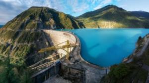 ენგურჰესის წყალსაცავში წყლის დაცლამ ეკოსისტემის განადგურება გამოიწვია