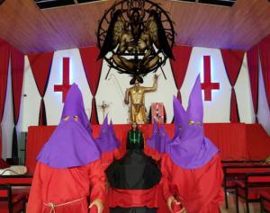 კოლუმბიის მთავრობის გამარჯვება სატანის ეკლესიაზე