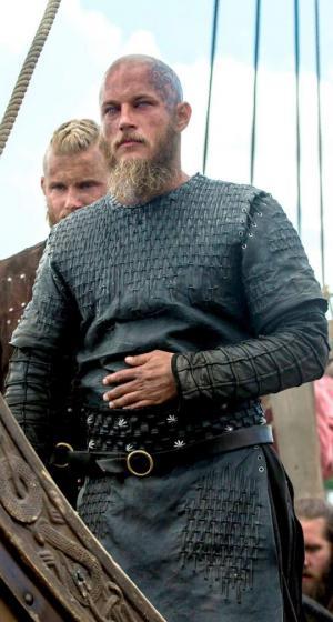 865 წელს ინგლისურ ექსპედიციაში მყოფი რაგნარის გემი ნორტუმბრიასთან მეჩეჩზე შედგა