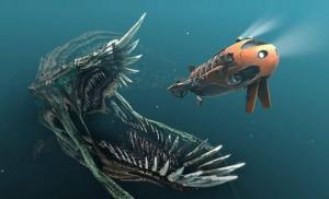 კასპიის ზღვის ატლანტიდა, ადამიანი-ამფიბია და სხვა იდუმალი მოვლენები