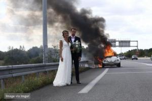 ყველაზე უცნაური ქორწილის ფოტოები