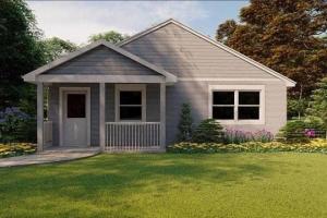 პირველი 3D პრინტერით აწყობილი სახლი იყიდება