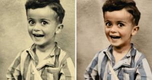 გაფერადებული ფოტოები, რომლებიც ნათლად აჩვენებს ჰოლოკოსტის ნამდვილ საშინელებას