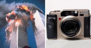 იკონური ფოტოსურათები და კამერა, რომელმაც ისინი დააფიქსირა