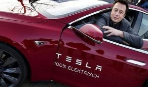ილონ მასკს მფრინავი Tesla-ს გამოშვება მოუნდა