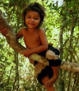"""""""ბიჭი-მაიმუნი"""", """"ბიჭი-ლეოპარდი"""" - ველურ ბუნებაში მცხოვრები ბავშვების დაუჯერებელი ისტორიები"""