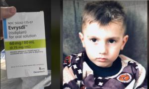 3 წლის მათეს იშვიათი დაავადება დაუდგინდა - ოჯახი დახმარებას ითხოვს