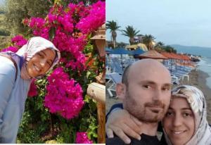 თურქეთში სავარაუდოდ ქმარმა ფეხმძიმე ცოლი კლდიდან გადააგდო