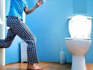 არასდროს არ გადადოთ ტუალეტში შესვლა ეს სახუმარო არ არის