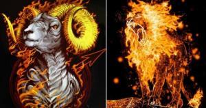 როგორი იქნება გაზაფხულის 1-ლი თვე ცეცხლის სტიქიის ზოდიაქოს ნიშნებისთვის - მარტის ასტროპროგნოზი ვერძის, ლომისა და მშვილდოსნითვის