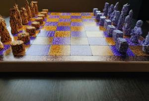 საოცარი ჭადრაკის დაფა