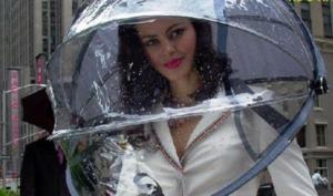 ორიგინალური დიზაინის ქოლგები, რომელიც წვიმისაგან მაქსიმალურად დაგიცავთ