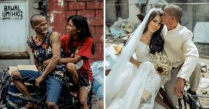 უსახლკარო წყვილის მოულოდნელი საქველმოქმედო ქორწილი, 24 წლიანი ერთად ყოფნის შემდგომ