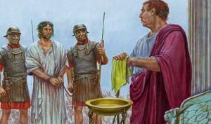 «ხელები დაიბანა» და მკაცრად დაისაჯა...  როგორ მოეკითხა ცოდვები პილატეს