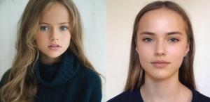 მის სილამაზეს თვალს ვერ მოწყვეტთ - მსოფლიოში ყველაზე ლამაზ ბავშვად აღიარებული კრისტინა პიმენოვა ახლა