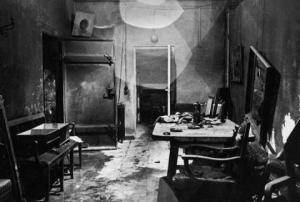 ჰიტლერის ბუნკერის უცნობი ფოტოსურათები, რომლებიც მისი დარბევის შემდეგაა გადაღებული 1945 წელს
