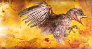 99 მილიონი წლის ფრინველი- მეცნიერების ერთ-ერთი უდიდესი აღმოჩენა