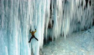 წარმოგიდგენთ საოცარ ადგილებს ალპინიზმისა და ყინულზე ცოცვის მოყვარულთათვის